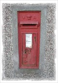 Image for Victorian Post Box - Downhead, Cornwall.