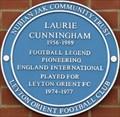 Image for Laurie Cunningham - Brisbane Road, London, UK