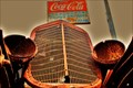Image for Pappy's Roadside Riverwalk Shops Coca Cola sign
