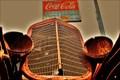 Image for Pappy's Roadside Riverwalk Shops Coca Cola sign