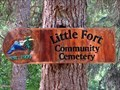 Image for Little Fort Community Cemetery - Little Fort, British Columbia