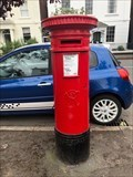Image for Victorian Pillar Box - Leam Terrace, Leamington Spa, Warwickshire, UK