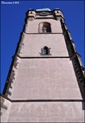 Image for Bell tower of the Church of Ss. Peter and Paul / Zvonice kostela Sv. Petra a Sv. Pavla - Melník (Central Bohemia)
