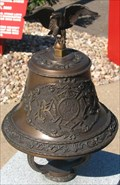 Image for Bell - Firefighter's Memorial, Manchester Twn, CT