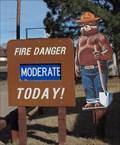 Image for Smokey Bear - Magdalena Ranger Station - Magdalena, New Mexico