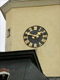Image for Chateau Clock - Hostalkovy, Czech Republic
