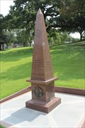 Image for Revolutionary War Memorial -- Texas State Cemetery, Austin TX