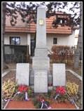 Image for Pomníky Obetem válek (Šlapanická) - Brno, Czech Republic