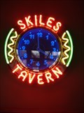 Image for Skiles Tavern Clock - Holland, Michigan