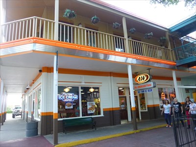 A W Old Town Kissimmee Florida A W Restaurants On