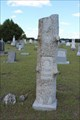 Image for R.C. Bagwell - Evergreen Cemetery - Lipan, TX