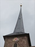 Image for Clock on Spitalkirche, Bad Windsheim