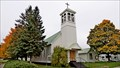 Image for Pure Heart of Mary Catholic Church Steeple - Northport, WA