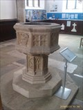 Image for Baptism Font, St Mary - Diss, Norfolk
