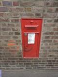 Image for Victorian Post Box - Parkside Avenue, Wimbledon, London, UK