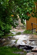 Image for The Devil's stairs - Porvoo Finland