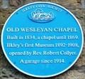 Image for Old Wesleyan Chapel, Bolton Bridge Rd, Ilkley, W Yorks, UK