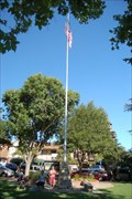 Image for Flag Memorial - Solvang California