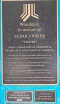 Image for Woodmen IMO Cesar Chavez Memorial--Somerton, Az