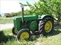 Image for John Deere Tractor - Gatzke's Farm Market - Oyama, British Columbia