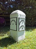 Image for Bullington village milestone