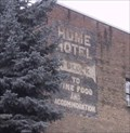 Image for Hume Hotel Ghost Sign - Nelson, British Columbia