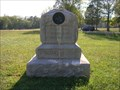 Image for 8th Indiana Battery Monument ~ Chickamauga Georgia