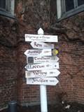Image for Pilgerwege in Europa / Pilgrimways in Europe - Hamburg, Germany