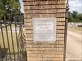 Image for Evergreen Cemetery - Jasper, TX