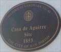 Image for Casa de Aguirre Site - San Diego, CA