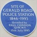 Image for Gerald Road Police Station - Gerald Road, London, UK