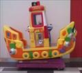 Image for Children's yellow/orange boat