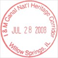 Image for I & M Canal Nat'l Heritage Corridor - Willow Springs, IL - Little Red Schoolhouse Nature Center