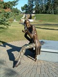 """Image for Hans Christian Andersen with an """"Ugly Duckling"""" - Minot, North Dakota"""