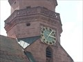 Image for Clock of Stadtkirche - Freudenstadt, Germany, BW