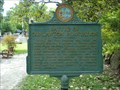 Image for Battle of Dunlawton Plantation - Port Orange, FL