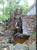 Image for Opera House Park Water Wheel - Silver Dollar City - Branson MO