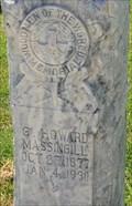Image for G. Howard Massingill - Franklin Cemetery - Brewton, AL