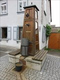 Image for Pump on Rathausplatz - Baiersdorf, Germany