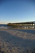 Image for Fishing Pier - Myrtle Beach State Park - Myrtle Beach, SC