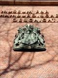 Image for Großes Hamburger Staatswappen - Hamburg, Deutschland
