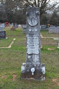 Image for Robert B. Thedford - Rock Hill Cemetery - Brownsboro, TX