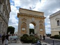 Image for Arc de triomphe (Montpellier), France