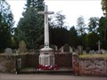 Image for Combined War Memorial - St Helen's Church, Wheathampstead