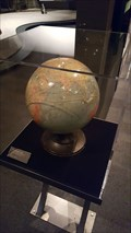 Image for 1939 Reploglobe Globe - Museum of Flight - Seattle, WA