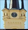 Image for Clocks of Evangelical Church / Hodiny na Evangelickém kostele - Cáslav (Central Bohemia)