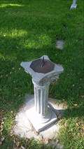 Image for Mission City Memorial Park Sundial - Santa Clara, CA