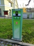 Image for Electric Car Charging Station - Cerhenice, Czech Republic
