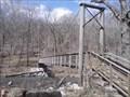 Image for Devil's Den State Park Pedestrian Suspension Bridge - West Fork AR