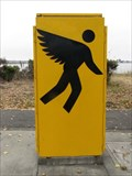 Image for Winged Man - Emeryville, CA